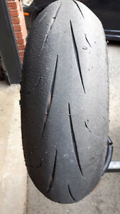 Dunlop D211 Rear Motorcycle Tire - Used