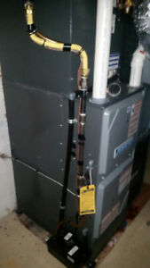 Central FURNACE heater - Works great like NEW