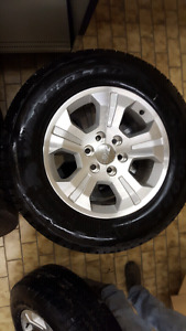 """18""""rims and tires forsale"""