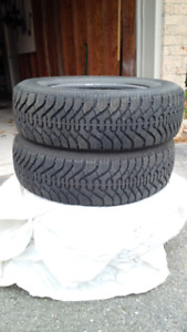 Goodyear Nordic Winter Tires - 205 70 R15