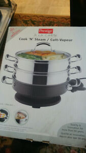 Cooker steam & donat maker Kitchener / Waterloo Kitchener Area image 2