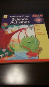 Fantastic Frogs Science Activities Grades k-2