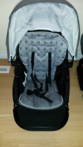 Graco mode (Echo) click connect stroller-almost new