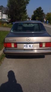Mercedes 300 SE 1990