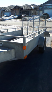 For Sale: open utility trailer, $2500.-