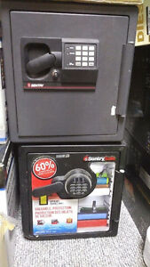 (2) AS IS Safes