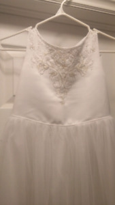 First holy communion or junior brides dress