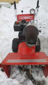 Souffleuse Snowflite