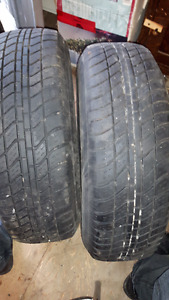 2 all season tires for sale !!!