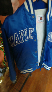 Vintage Toronto Maple Leafs jacket - womans medium