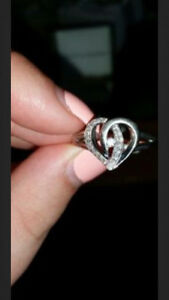 Promise ring size 8