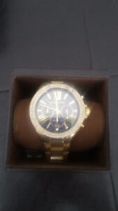 Michael Kors watch with crystals $300 OBO
