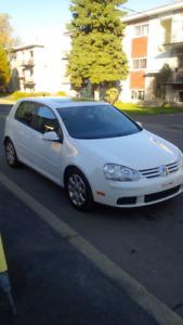 2008 Volkswagen Rabbit couleur Blanche