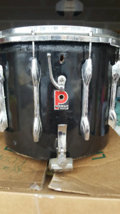 Black Drum One Piece Made by Premier in England