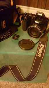 Nikon Camera • price reduced- need gone! Edmonton Edmonton Area image 2