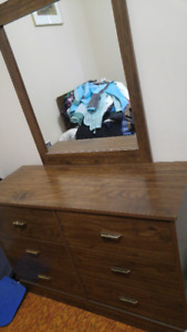 free dresser and chest of drawers