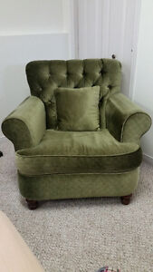 COMFY SOFA CHAIR - GREEN