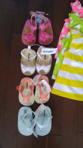 Baby Girl Summer Shoes.