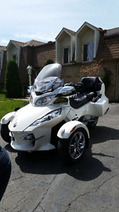 BEAUCOUP D,EXTRA++CAN AM SPYDER RT LIMITED RT 2012