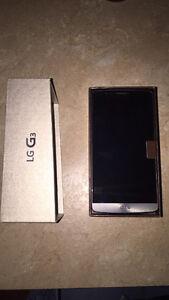 LG G3 32Go comme neuf (1 mois d'utilisation)