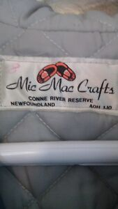 Handmade Newfoundland Parka By Mic Mac Crafts Of Conne River St. John's Newfoundland image 3
