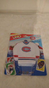 unique treasures house, NHL montreal canadians cards