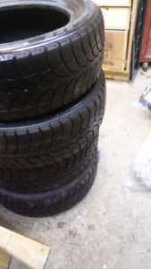 Winter Tires 205/55 r16