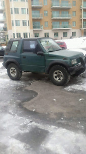 Geo tracker 94 de trails