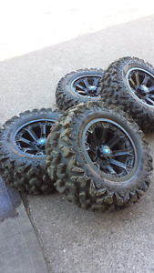 RZR rims and tires