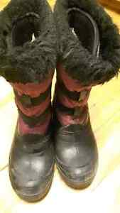 Sorel style boots