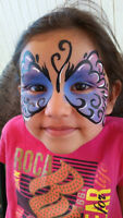 Seeking face painters to train and employ