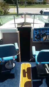 1979 Silverline Boat 22' for sale with trailer NEED SOLD ASAP