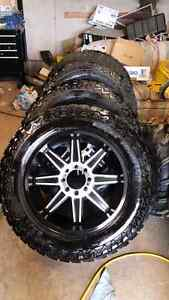 22inch rims 37inch tires 8bolt