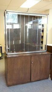 Storage/Display cabinets- $250 each or all 4 for $800 London Ontario image 1