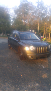 2007 jeep compass north edition