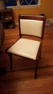 Vintage Dining Chairs Windsor Region Ontario image 1