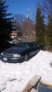 98 Cadillac Deville