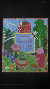 """Making the garden"" Growth chart"