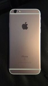 Rose Gold iPhone 6s 16g