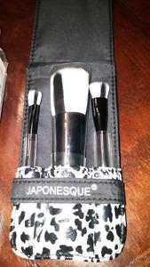 Japonesque makeup brushes