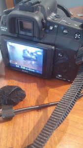 Sony a350 in good condition