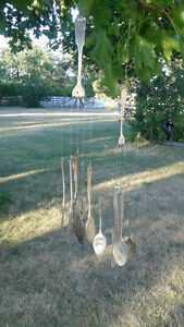 SILVERPLATED WIND CHIMES Peterborough Peterborough Area image 3