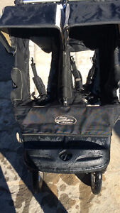 Baby Jogger double stroller City Select