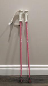 Ski poles / bâtons de ski