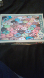 Puzzle-Donuts-1000 pieces