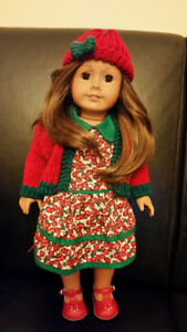 American Girl Doll and Outfits