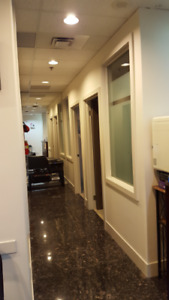 Medical Office in Metrotown for Lease