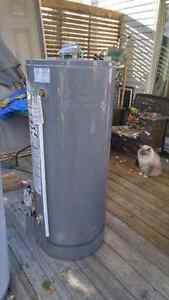 Water heater Rheem 50 gal Kitchener / Waterloo Kitchener Area image 2
