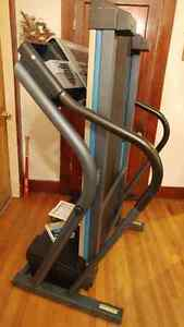 Folding Treadmill with Mats and Surge Protector