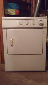 Good Working Dryer Up For Grabs!